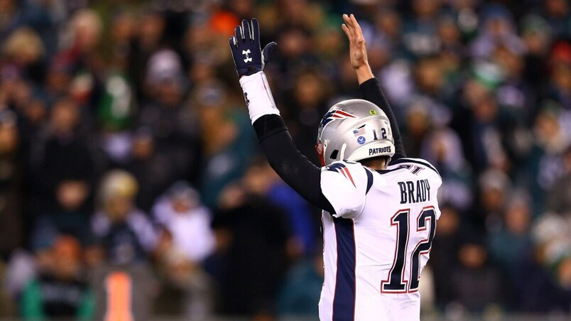 New England Patriots v�Philadelphia Eagles
