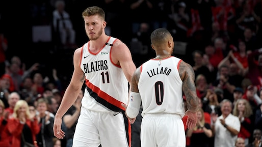 Oklahoma City Thunder v Portland Trail Blazers - Game Two