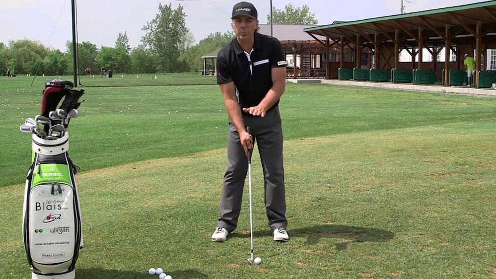 Capsule «Golf Mag» : contrôler la hauteur de la balle - TVA Sports
