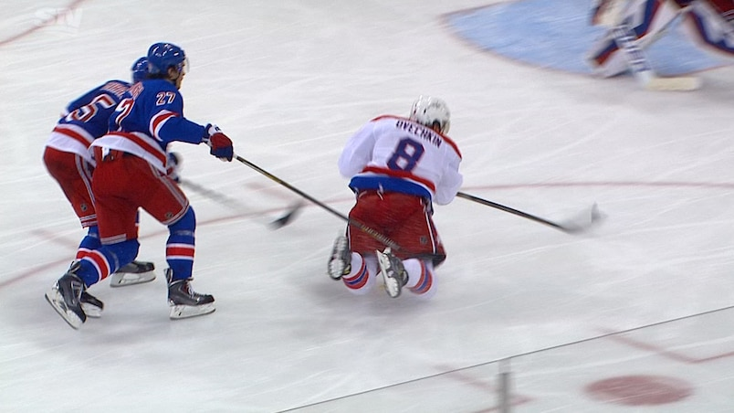 Ovechkin tout simplement spectaculaire!