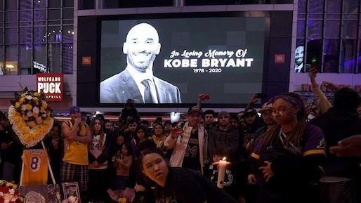 Kobe Bryant Killed In Helicopter Crash In Calabasas Hills