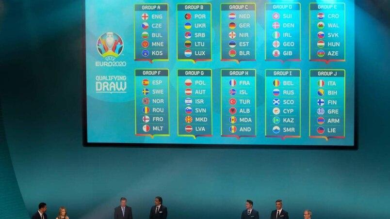 Euro 2020: Allemagne-Pays-Bas, principal choc des qualifications