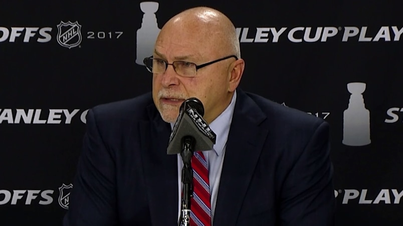 «On a du plaisir maintenant» - Barry Trotz