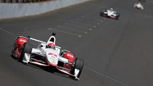 IndyCar: Pagenaud vise le titre et Indianapolis