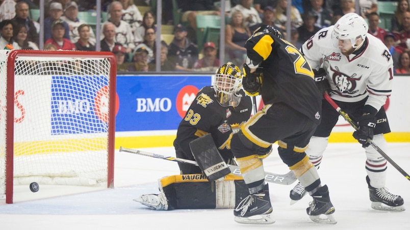 Red Deer Rebels vs Brandon Wheat Kings Wednesday May 25