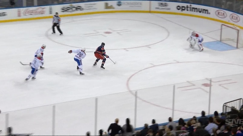Les Rangers répliquent avec pa-Nash!