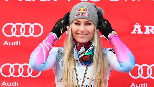 Lindsey Vonn se retirera après les Championnats du monde