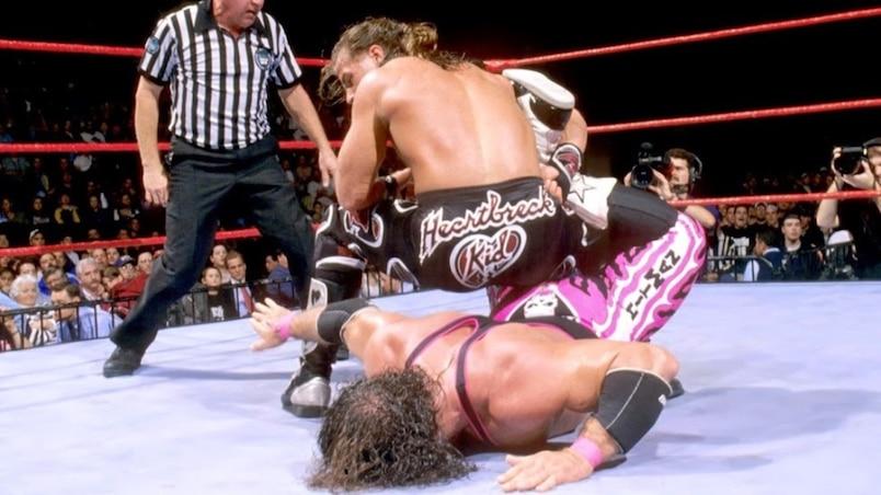 20e anniversaire du Survivor Series 1997 : le jour qui changea l'histoire de la lutte