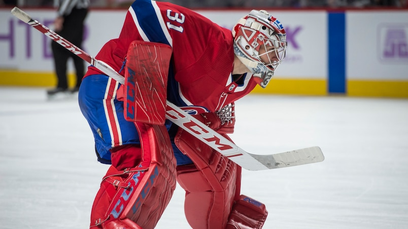 Canadiens: Carey Price a besoin d'aide