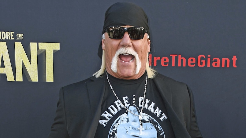 Hulk Hogan veut s'excuser auprès de tous les lutteurs