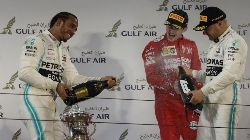 Doublé Mercedes au Bahreïn, Stroll 14e