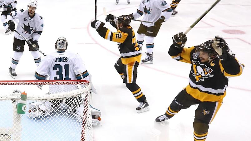 Crosby a imaginé le but victorieux