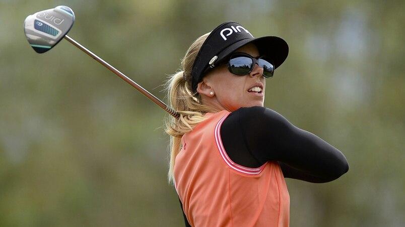 LPGA : Pernilla Lindberg seule en tête à Rancho Mirage