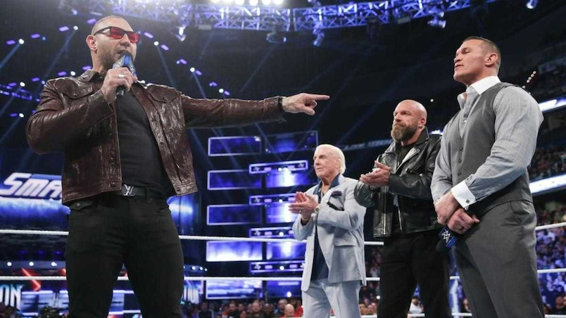 Cette semaine dans l'univers de la WWE: SmackDown Live fête sa 1000e