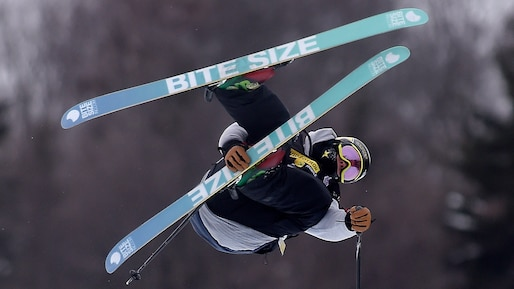 Alex Bellemare 12e à son dernier slopestyle de la saison