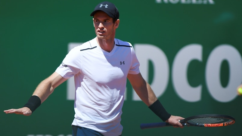 ATP: Andy Murray accepte une invitation à Barcelone