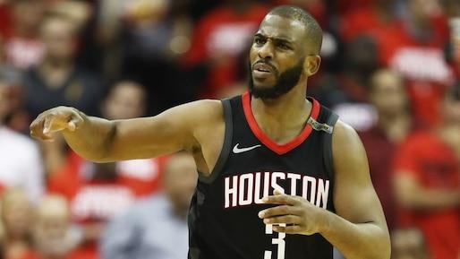 Chris Paul officiellement de retour avec les Rockets