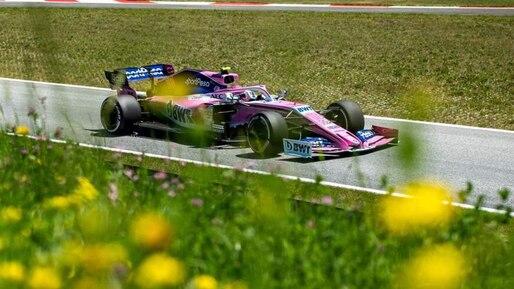 GP d'Autriche: Hamilton domine, Stroll éprouve des ennuis