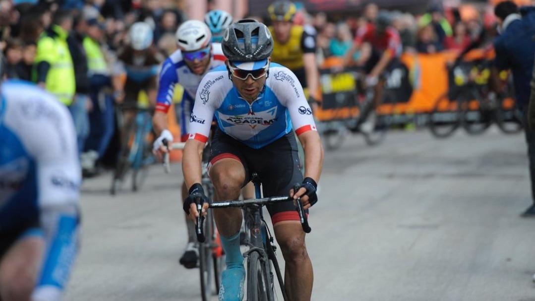 cycliste Guillaume Boivin courtoisie YPMedias