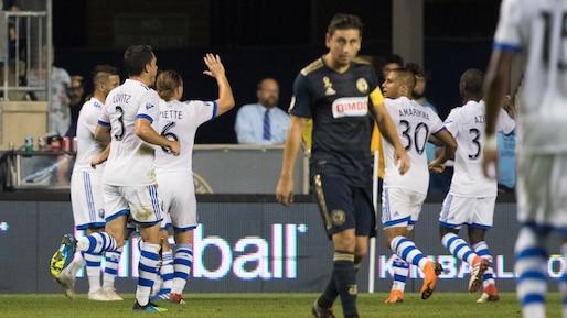 MLS 360 : l'Impact garde le cap!