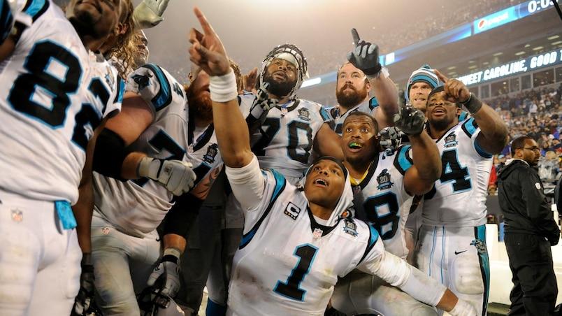 NFL: NFC Wild Card Playoff-Arizona Cardinals at Carolina Panthers