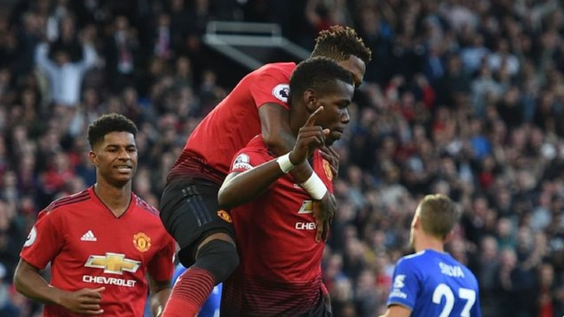 Manchester United: Paul Pogba «fier» d'être capitaine