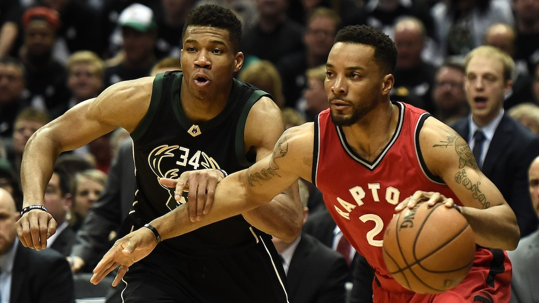 BKN-BKO-SPO-TORONTO-RAPTORS-V-MILWAUKEE-BUCKS---GAME-THREE