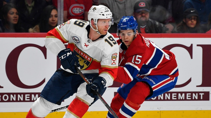 EN DIRECT: Panthers - Canadiens