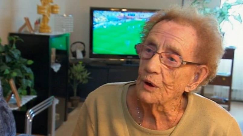 Rita la centenaire réalisera son rêve!