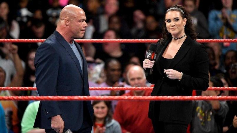 Cette semaine dans l'univers de la WWE