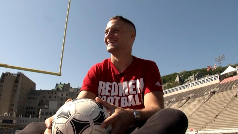 Rémi Bertellin, du foot au foot