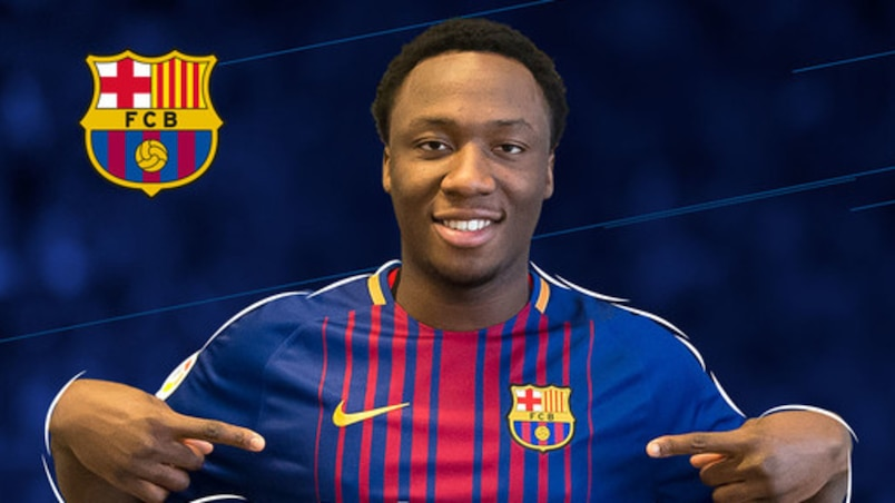 L'Impact complète le transfert de Ballou Tabla au FC Barcelone