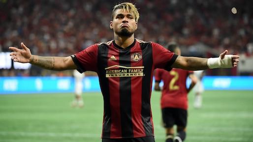 Déjà un 14e but pour Josef Martinez