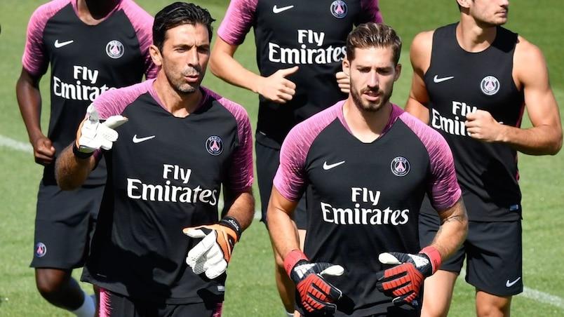 Le choix du gardien numéro un du PSG «sera une décision difficile»