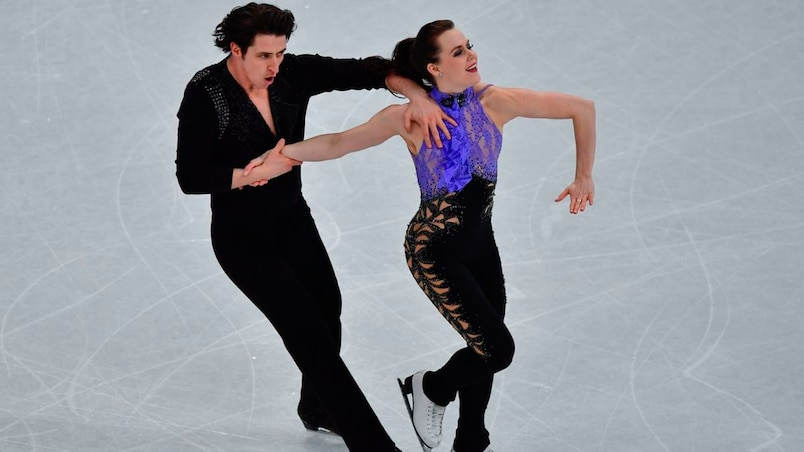 Scott Moir et Tessa Virtue