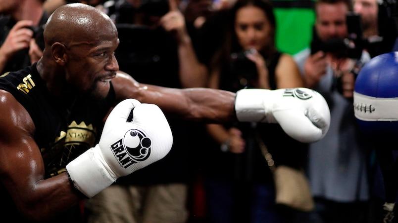 Floyd Mayweather : «Mon dernier combat»