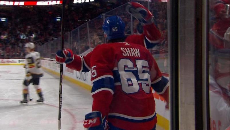 Shaw nivelle les chances!