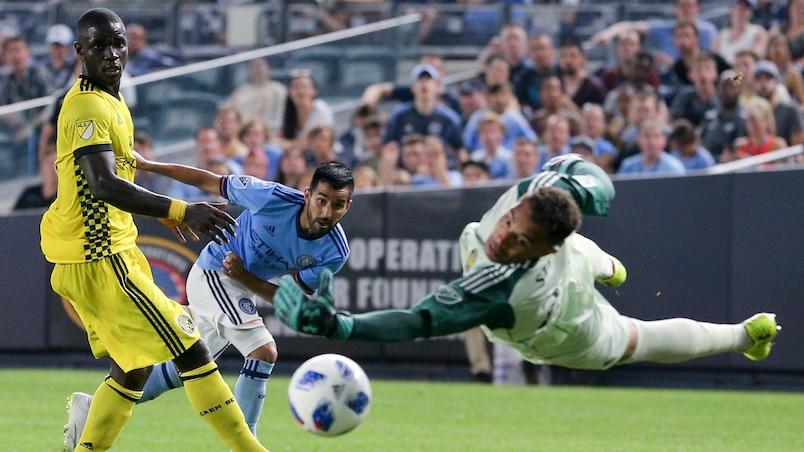 MLS 360 : le train new-yorkais