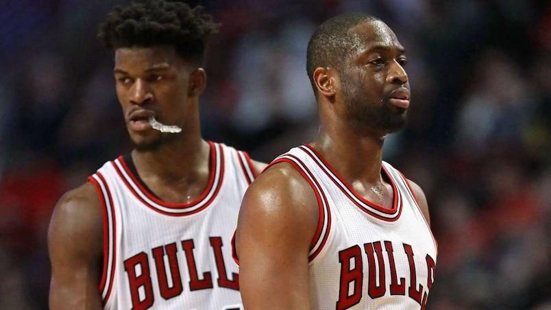 Les jeunes joueurs des Bulls critiquent Wade
