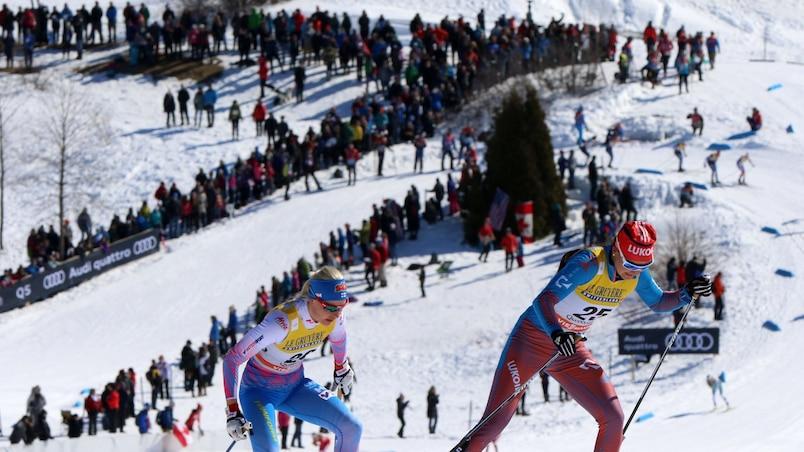 Ski de fond: Québec pourrait encore arracher les finales de la Coupe du monde
