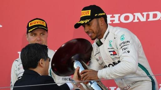Lewis Hamilton tout près du titre, Lance Stroll 17e