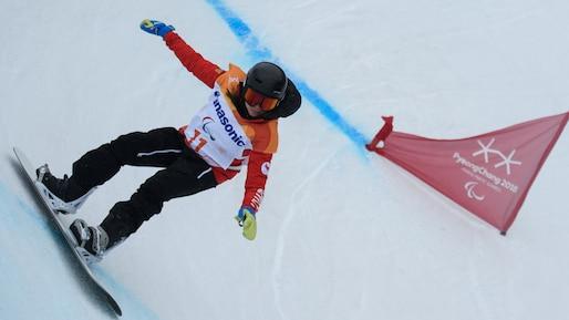 Sandrine Hamel décroche une autre cinquième place