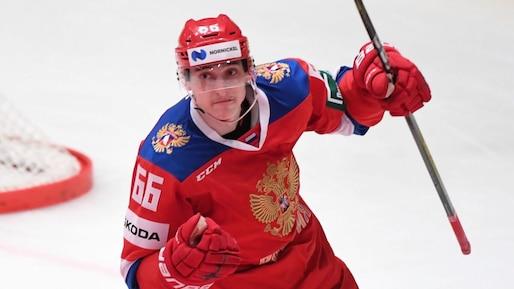 Les Golden Knights intéressés à un autre joueur de la KHL
