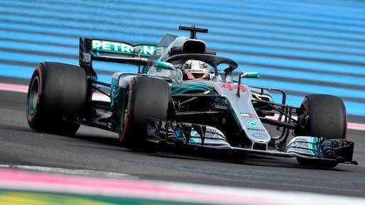 F1: Avantage Mercedes