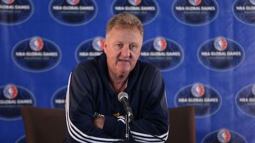 NBA: Larry Bird parti, Kevin Pritchard prend sa place chez les Pacers