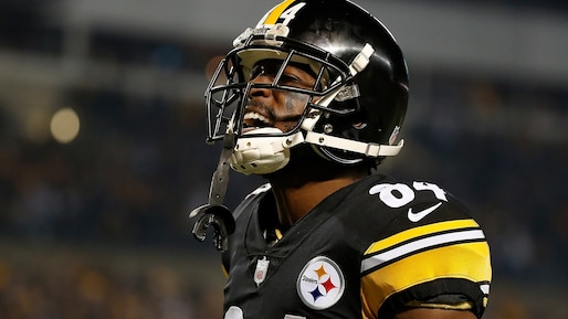 Antonio Brown écorche Ben Roethlisberger