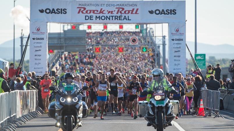 L'épreuve du 42,2 km annulée: une décision extrêmement difficile à prendre, mais nécessaire