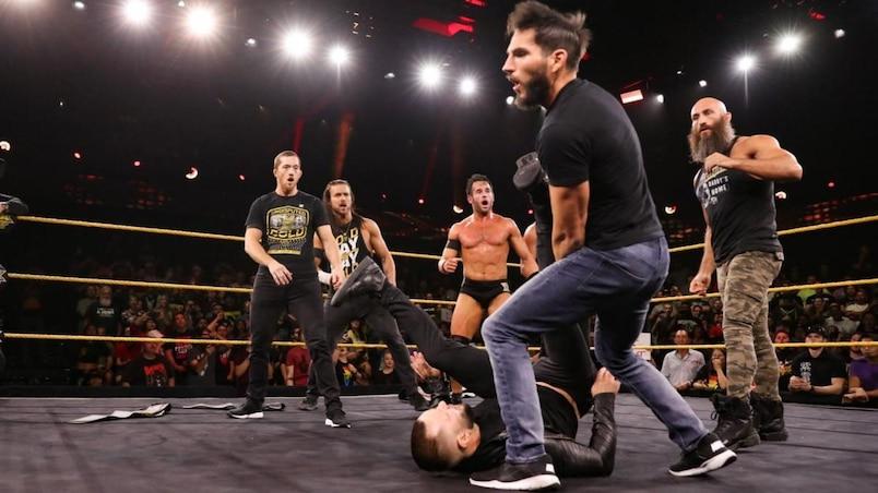 Cette semaine dans l'univers de la WWE : une chance qu'il y a NXT!