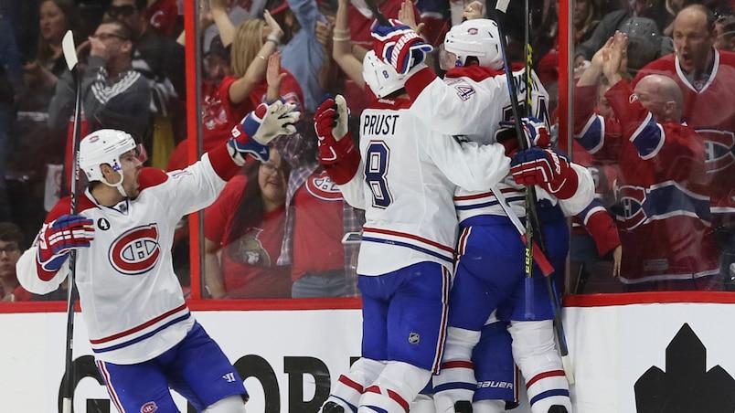 Sens vs Canadiens