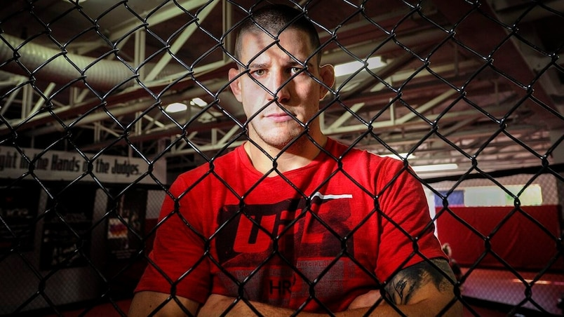 Marc Andre Barriault UFC